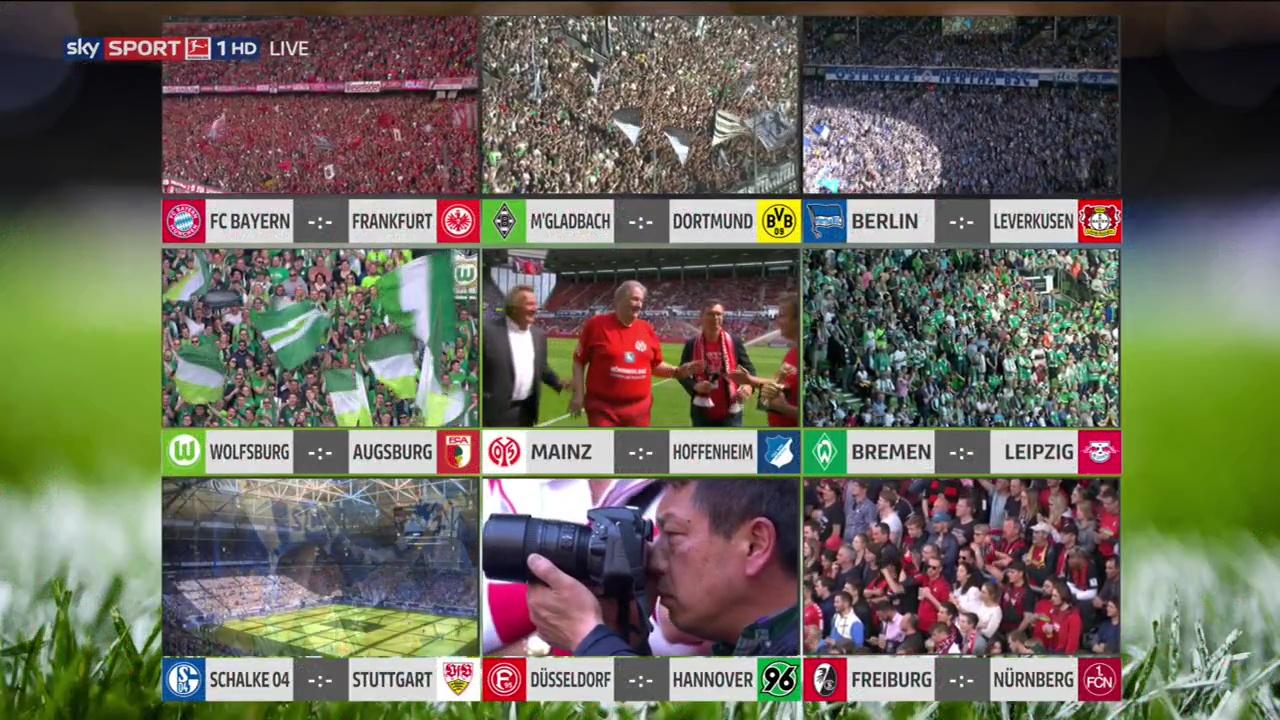 Bundesliga Simulcast